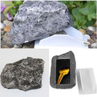 Fake Rock Stone Hide A Key Box Outdoor Hidden Safe Stash Storage Case Box JA