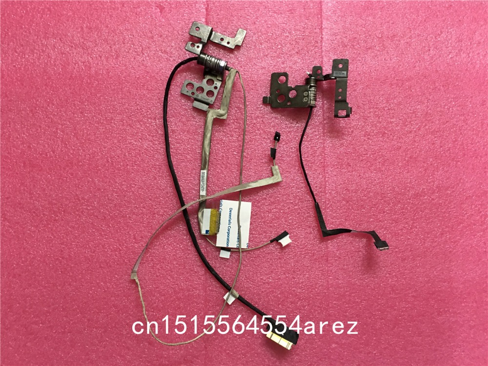 New Original laptop Lenovo FLEX 2 PRO 15 LCD Screen Axis Left and Right Shaft with Screen cable Hinges 5CB0G91200 New Original laptop Lenovo FLEX 2 PRO 15 LCD Screen Axis Left and Right Shaft with Screen cable Hinges 5CB0G91200