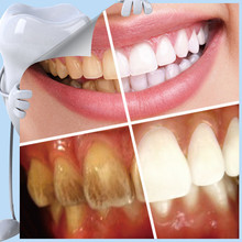 Pro Nano Teeth Whitening Kit Nano Cleaning Brush Tooth Stains Remover Teeth Cleaning Strips for Oral Cleaning