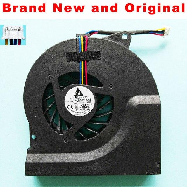 New cpu  fan for Asus N53 N53J N53JF N53JN N53S N53SV N53SM N73J N73JN laptop cpu cooling fan cooler  KSB06105HB AB20 AM14
