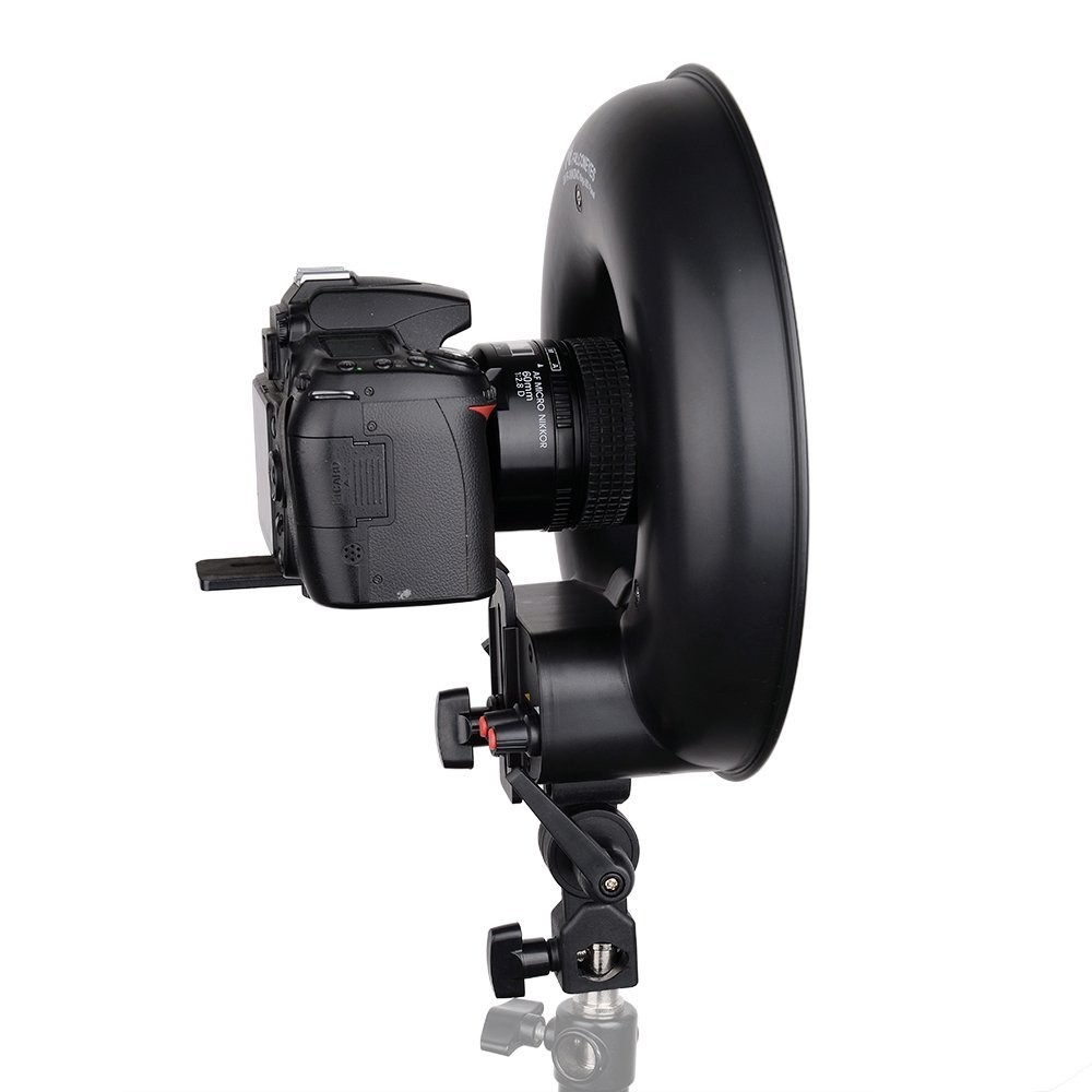 FalconEyes DVR-300 Dual Color 300 LED Ring Light 1