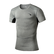 Casual Coolmax Mens Quick Dry Breathable T Shirt