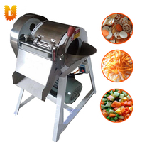 Multifunções Em Aço Inoxidável Vegetal Máquina de Corte/Máquina de Corte