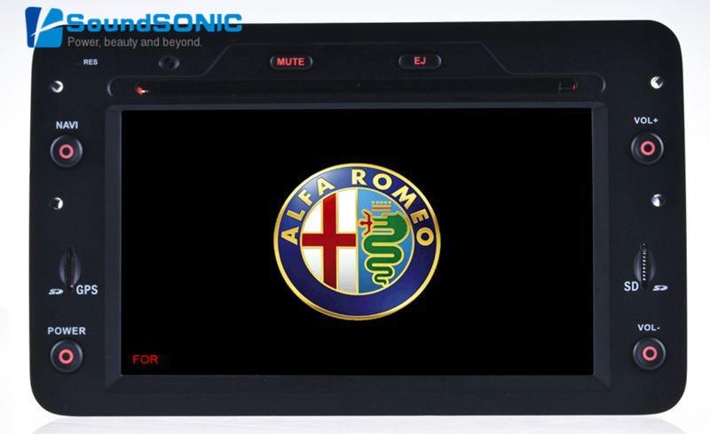 for alfa romeo spider 159 brera 159 sportwagon car infotainment radio stereo dvd gps navigation. Black Bedroom Furniture Sets. Home Design Ideas
