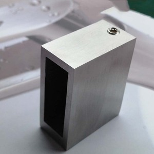 Image 5 - High Quality 1Set Stainless Steel Frameless Bathroom Shower Sliding Door Hardware set Cabin Hardware Without Bar or Glass Door