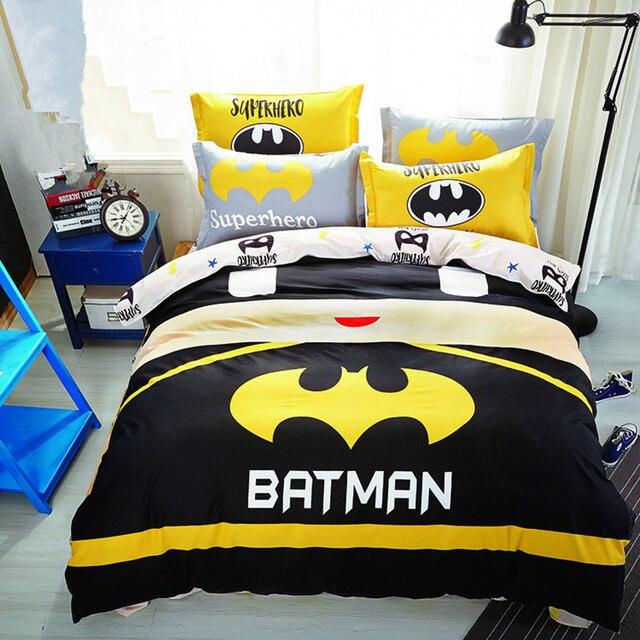 Excepcional Marco De La Cama Doble Batman Festooning - Ideas de Arte ...