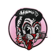 Бродячие кошки Straycats рокабилли музыкальная группа панк-рок вышитые новые термоклейкая заплата рок-н-ролл