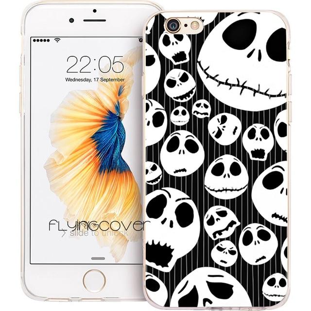 coque iphone xs max jack skellington