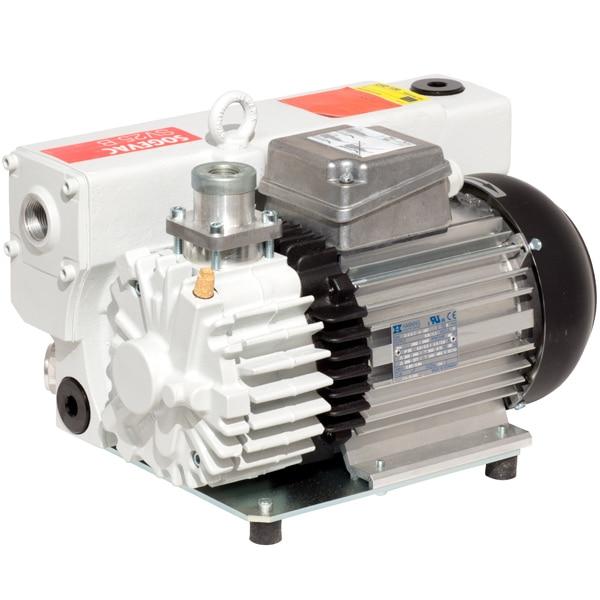 Germany LEYBOLD vacuum pump SV25B oil lubrication rotary vacuum pump (25 cubic meters / h) цена 2017