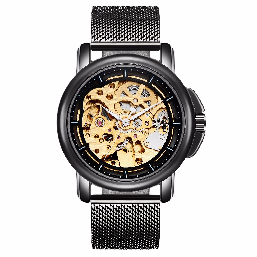 TEVISE Men Automatic Mechanical Watch Fashion Brand Luminous Time Casual Military Sports Waterproof Watches Relogio Masculino relogios masculino sollen calendar mechanical watch luxury men black waterproof fashion casual military brand sports watches