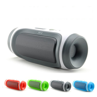 Outdoor Wireless Bluetooth Speaker Music Box Support U Disk USB Flash Drive TF Card with FM Radio For Mobile Phone