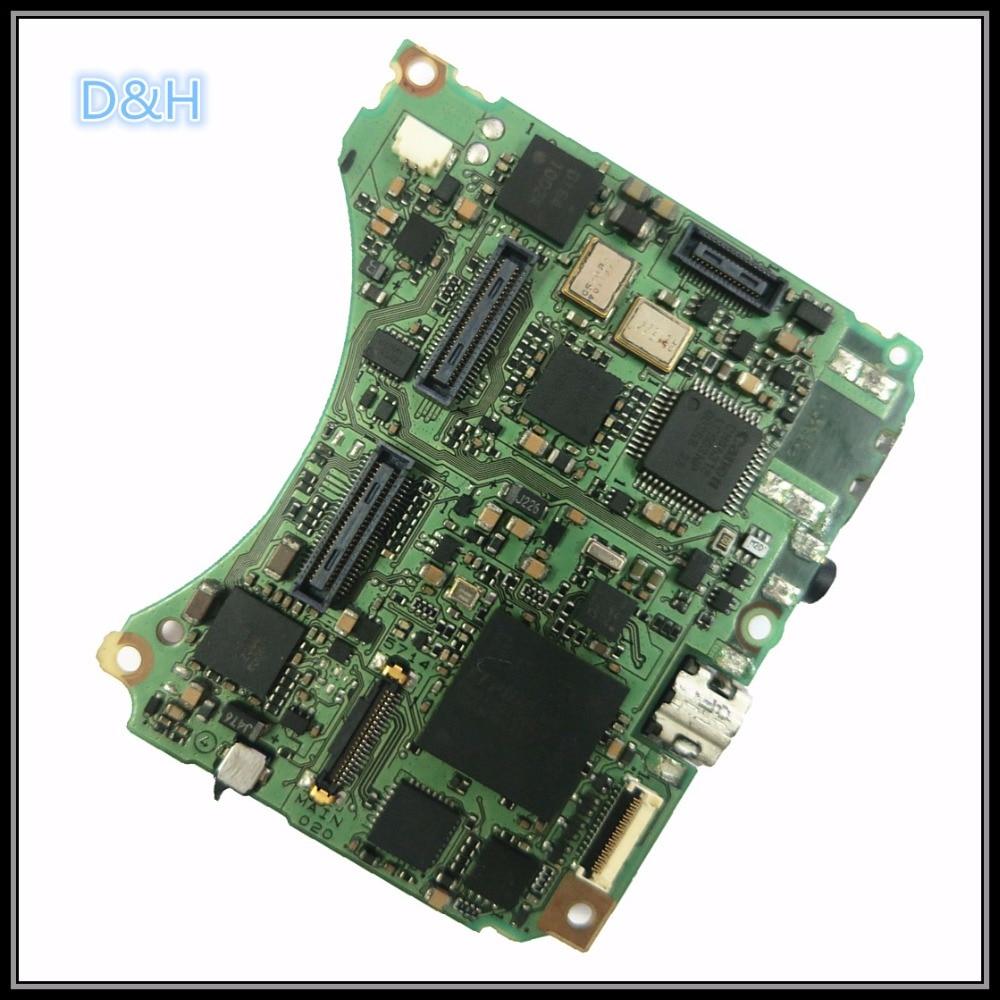 цена на 100% Original G11 Main board MCU MainBoard Mother Board With Programmed For Canon Powershot G11