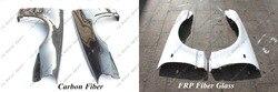 Akcesoria samochodowe FRP włókna szklanego/z włókna węglowego OEM styl przedni błotnik nadające się do 1999-2002 R34 GTR z przodu błotnik pokrywa