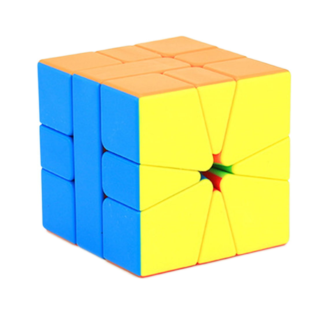 Moyu MFSQ1 SQ-1 Magic Cube Puzzl Square 1 Twisty Learning Educational Kids Toys Game Drop Shipping
