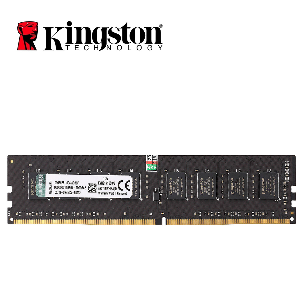 Kingston Memory RAM DDR4 8G 2133MHz CL15 1.2V 2X8G 288-Pin PC4-17000 Desktop Memory simple modern solid wood small coffee table living room coffee table wholesale mini round tea table round triangle square