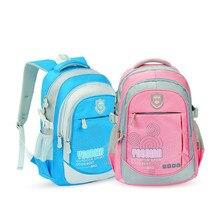 Mädchen schultaschen jungen rucksäcke für kinder rosa blau schwarz wasserdichte rucksack kinder tasche student bookbag primäre mädchen schulranzen