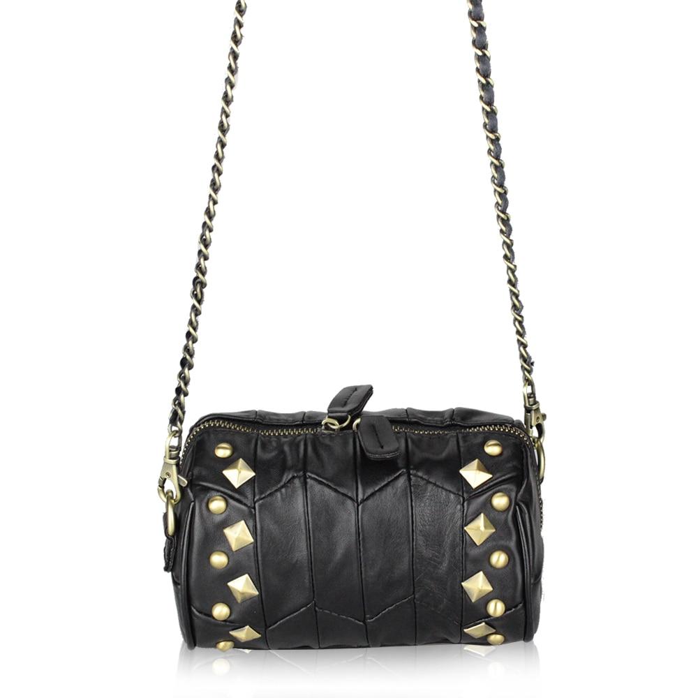 2019 Brand designer women's shoulder bag oblique body bag fashion small messenger Sheep bag
