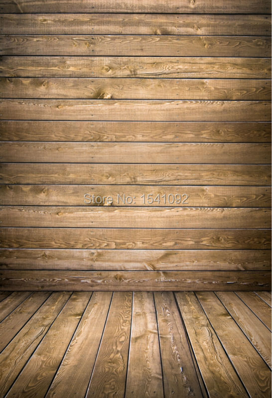 Customize Wood Photography Backdrops Digital Printing Photo Background D-1469