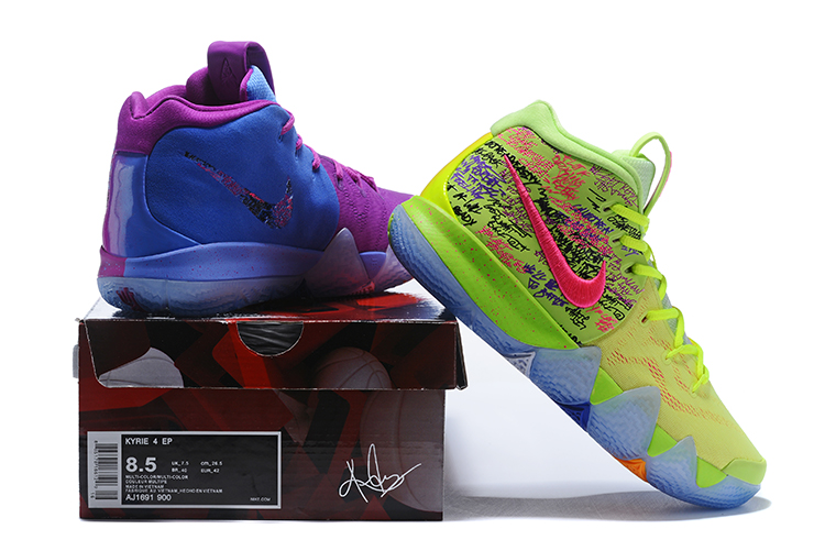 fa41f7fa264 Detail Feedback Questions about New Arrival Nike Kyrie 4 Irving 4th ...