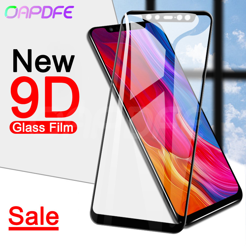 9D Tempered Glass on the For Xiaomi Mi Pocophone F1 Max 3 2 Note 3 Mi 8 9 SE A1 A2 Lite Screen Protector Protective Glass Film9D Tempered Glass on the For Xiaomi Mi Pocophone F1 Max 3 2 Note 3 Mi 8 9 SE A1 A2 Lite Screen Protector Protective Glass Film
