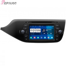 Top Newest Quad Core S160 Android 4 4 Car DVD GPS For 2013 Ceed With 16GB