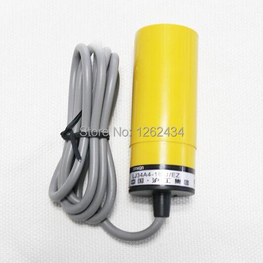 Proximity switch sensor LJ34A4-18-Z/CX  DC6~36VDC   Four wire NPN 1NO  1NC  M34 tl n10my2 10mm sensing ac 2 wire nc cube shell inductive screen shield metal proximity switch tl n10m proximity sensor 18 18 36