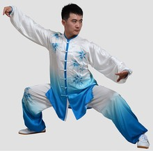 Customize Tai chi clothing Martial arts clothes taiji performance outfit kungfu garment for men women boy girl kids children