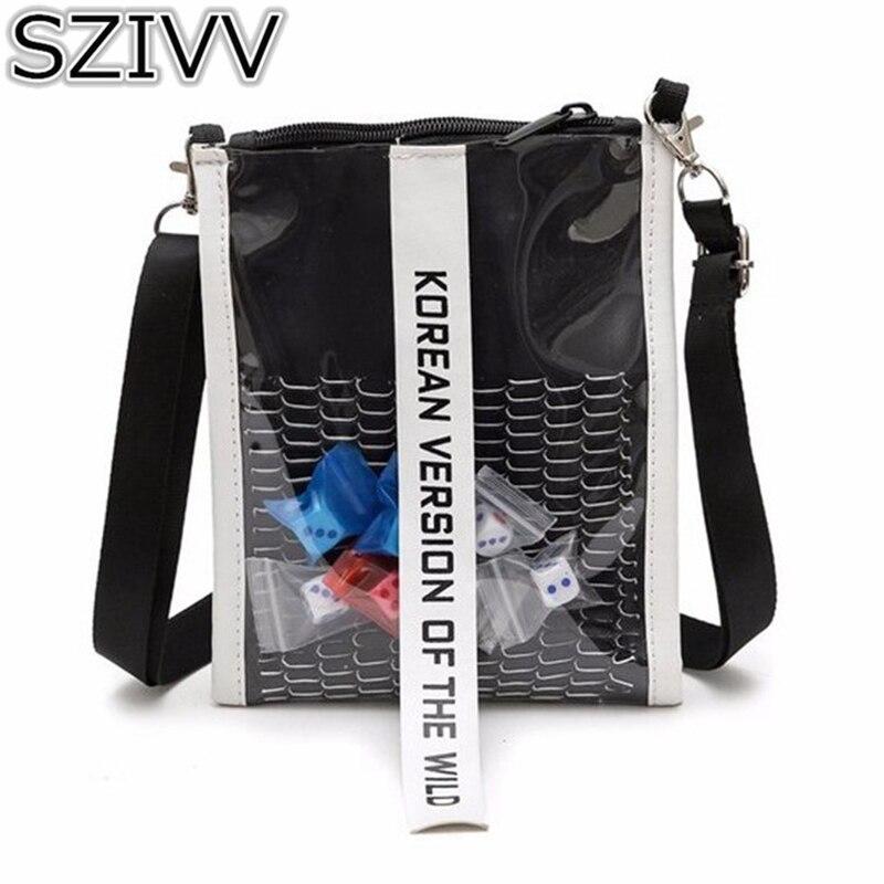 0bd7aba3a649 №Модные женские туфли прозрачный пакет желе сумки лазерной ...