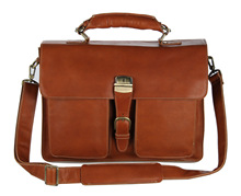 PASTE Vintage Style Men's Briefcase Laptop Handbags Messenger Bag 7164B free shipping