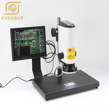 Wholesale prices 1-200X 2MP Portable LCD Digital Microscope Working Distance 100-199mm 2MP VGA Digital Industrial Microscope Camera