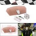 Fite Para BMW F800 F650 C600 Sport C650 GT GS Motocicleta Parabrisas Parabrisas Aerodinámico Bolt-On Variable de Flujo de aire Ajustable