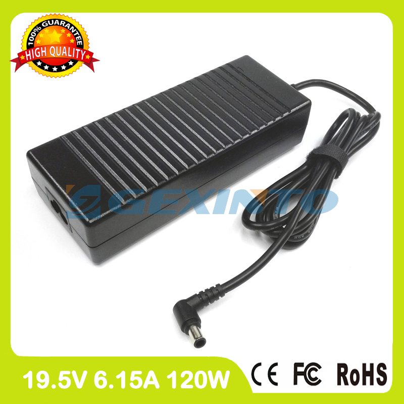 19.5V 6.15A 120W PCGA AC19V15 laptop ac adapter charger