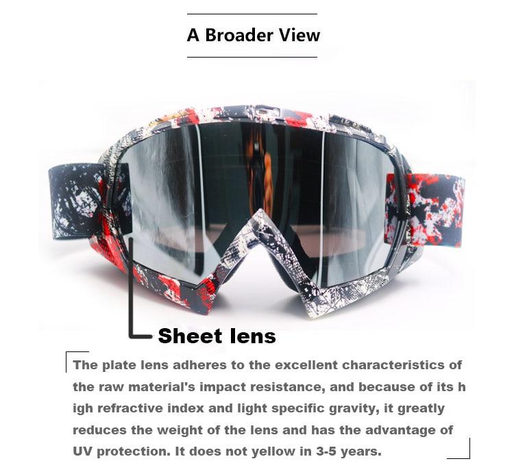 skiing and snowboarding ski googles snowmobile windproof Dustproof men multi snow goggles (4)
