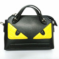 2017 New Fashion Mini Crossbody Bags Women Messenger Bags Female Eye Monster PU Leather Shoulder Bags Lady Handbags