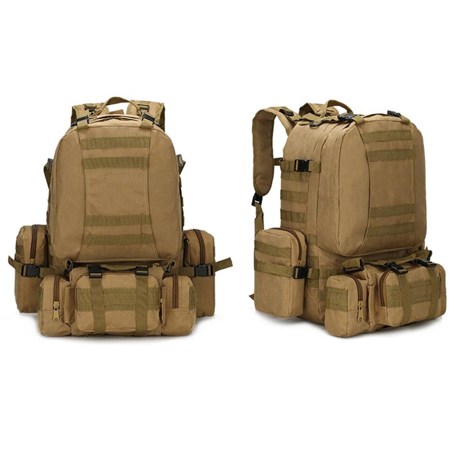 Outdoor Sports Bags Multifunction Oxford font b Tactical b font font b Backpacks b font Camping