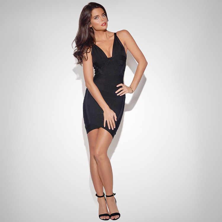 FH57 Leger Babe повязка платье красное 2018 Лето Спагетти ремень v-образный вырез без рукавов сексуальные платья для вечеринок женские мини платья de fiesta