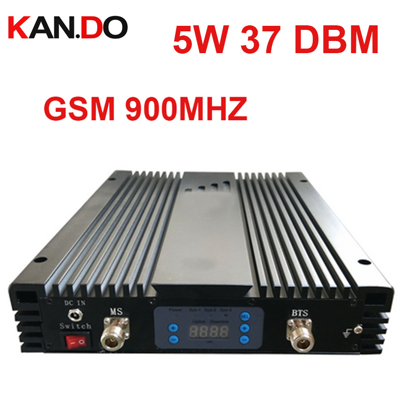 Quality A 37dbm 5W Booster 85dbi GSM 900MHZ Repeater AGC/MGC EGSM Gsm 900MHz Signal Booster GSM Repeater Gsm BOOSTER