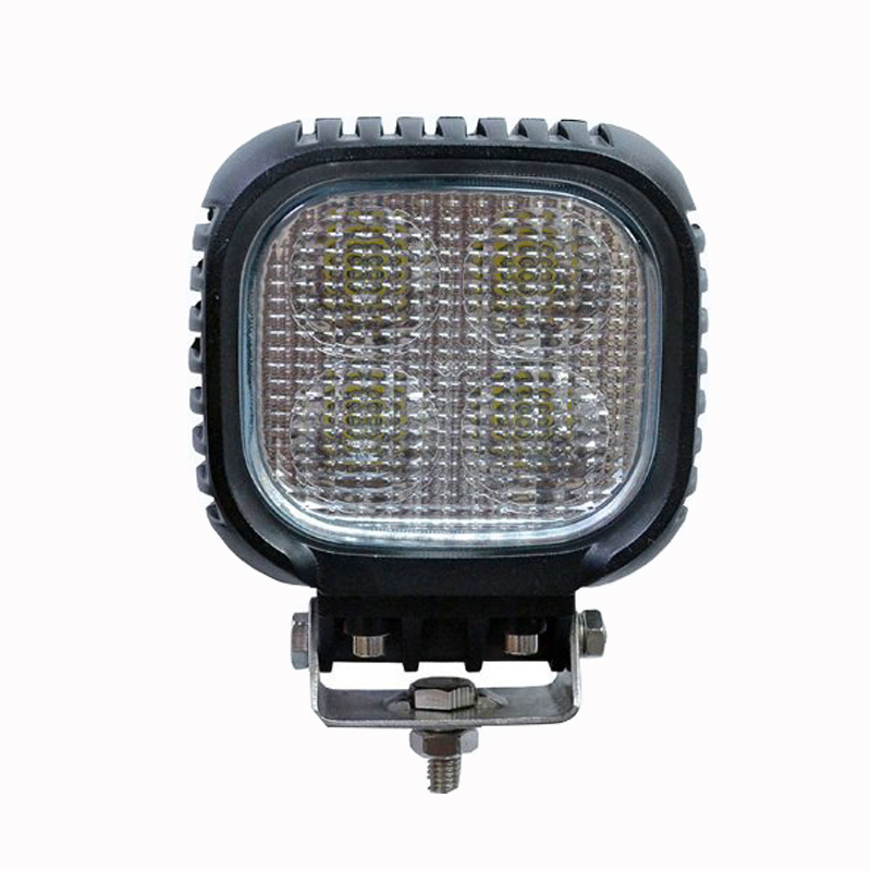 Auto parts led working light 6000k super bright 40w 4*10w CREE led chips 12V/24V  work light for Heavy machinery offroad light lyc 6000k led daylight for citroen c4 for nissan led headlights 12v car led lights ip 68 chips offroad work light 40w