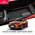 Smabee автомобильный центральный подлокотник для LEXUS UX  2019  260h 200 250 h  аксессуары для интерьера  органайзер для центральной консоли