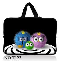 Fuzzy Ball Customizable Notebook Computer Laptop Sleeve Bag Case For Tablet PC 9 7 10 11