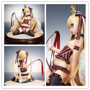 Image 1 - Japan Anime Action figure Little Devil Native Creators Collection Stella princess Kneeling PVC 18cm model sexy girl new toy