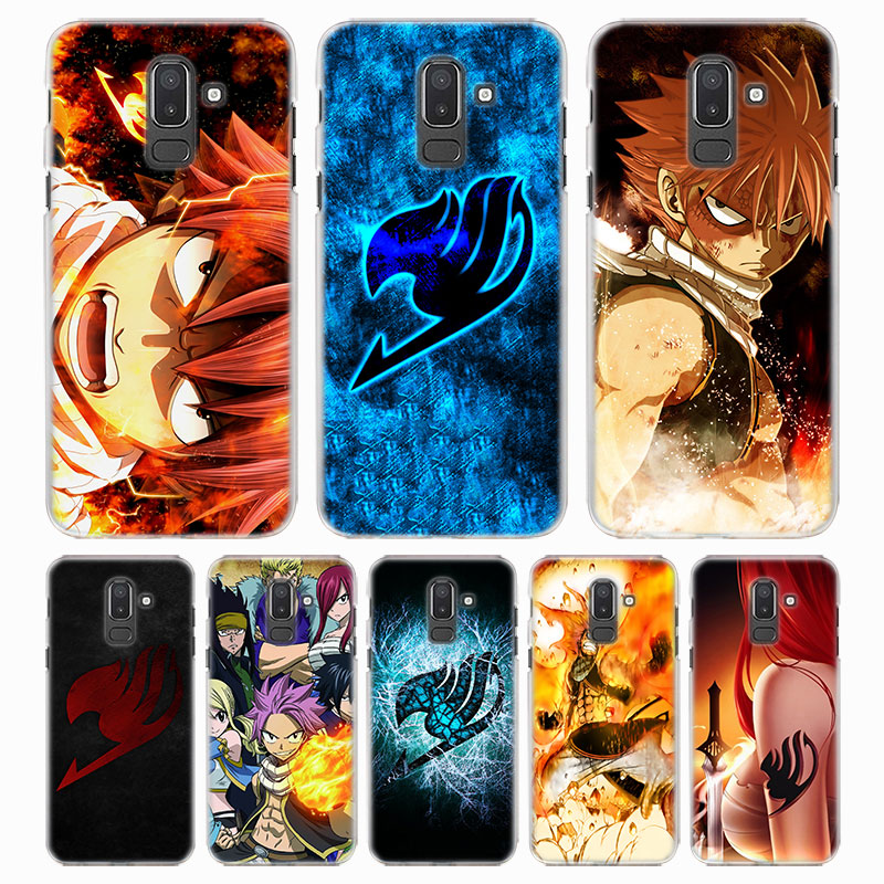 Half-wrapped Case Accessories Phone Shell Covers For Samsung Galaxy A5 A6s A7 A8 A9s Star J4 J6 J7 J8 Prime Plus 2018 Dragon Ball Z Goku Shell