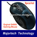 100% Original y Nuevo G400s wired Optical Gaming Mouse 4000 dpi