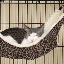 Warm Pet Hammock For Pet Cat Rest Cat House Soft Comfortable Cat Bed