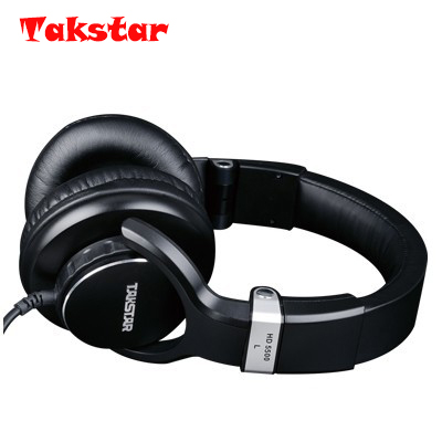 цена на Monitor Studio Headphones Takstar HD5500 Dynamic 1000mW Powerful HD Over Ear Earphone Noise Cancelling Pro DJ Headset auriculars