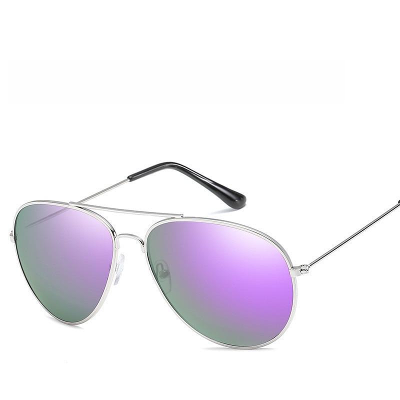 2019 Vintage Metail Frame Sunglasses Women Men Brand Designer Small Pilot Retro Classic Sun Glasses Female Oculos De Sol UV400 in Women 39 s Sunglasses from Apparel Accessories