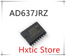 NEW 5PCS/LOT AD637JRZ AD637JR AD637 SOP-16 IC
