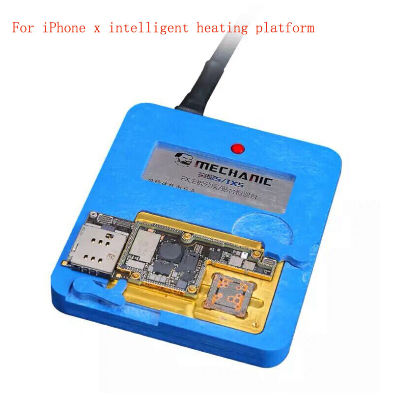 board intelligent heating platform for iPhone x Special constant temperature glue removing welding stage Main