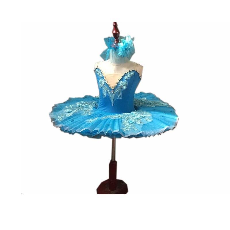 Nouveau Costume de danse de lac des cygnes pour enfants