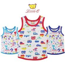 Baby Kids Underware Tees Vest Style 3pcs/lot Clothing